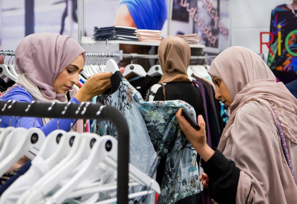 Other spending habits on an average month compared to during Ramadan As expected consumers are likely to spend less on fashion, beauty and household items during Ramadan than during an average month,