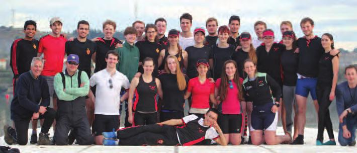 Headship in the May Bumps Men s and women s squads after