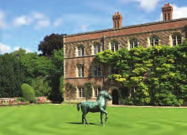 jesus college s hospitality goes from strength to strength and the college regularly hosts both