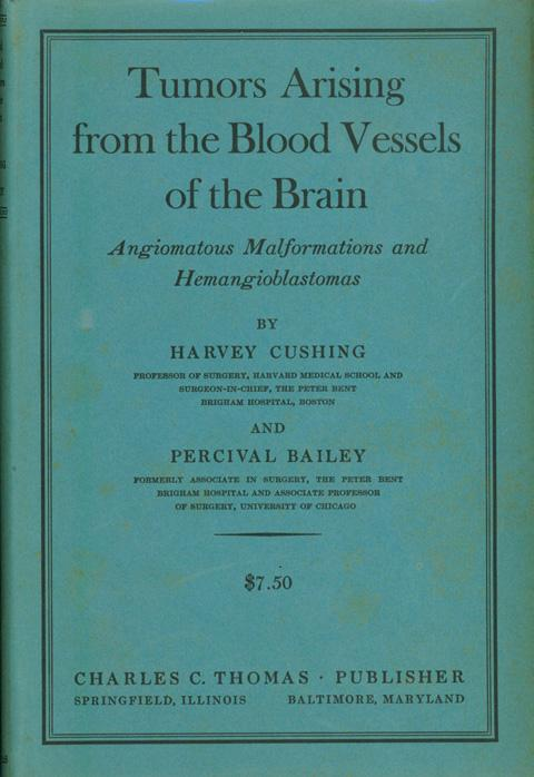 with printed slip tipped in reading With the compliments of the authors. $500 First Edition. The most detailed pathological study of individual cases of acromegaly at the time.