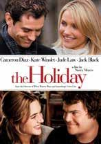 Here are our reviews: The Movie: The Holiday This is a romantic comedy about two single women who trade homes for the Christmas holiday, hoping that loneliness will be erased with a change of place.