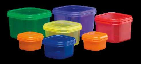 PORTION-CONTROL CONTAINERS The Beachbody Portion-Control Containers will play a huge role in your 80 Day Obsession.