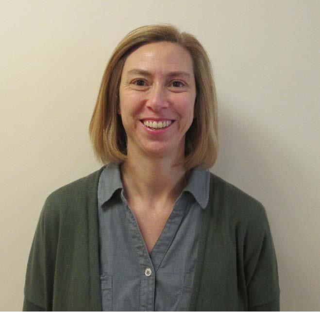 Welcome Allyson Baughman, MPH Program Manager, Center for