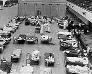1918 Influenza Pandemic In little over a