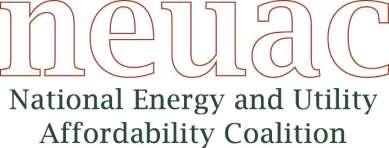 2018 National Energy Utility & Affordability Conference June