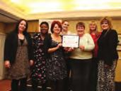 Specialist Care Awards. Well done Kerry.