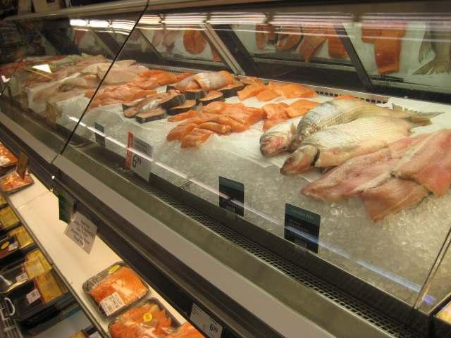 Meat, Fish and Poultry Include more fish in your diet.