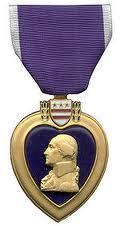 Purple Heart for PTSD? In favor PTSD is a physical disorder because it damages the brain, making it no different from shrapnel wounds.