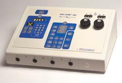030023 2 Channel Multi-Function Stimulator Sys*Stim 228 (4) waveforms: interferential, pre-modulated, medium frequency (Russian Stim), and biphasic.  Easy to use navigation.