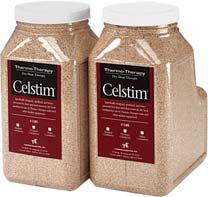 5 Replacement Celstim 070089 Two 5lb plastic containers of sterilized replacement Celstim 072001 Standard single extremity unit for
