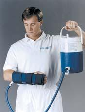 028033 Hand and Wrist Cryo/Cuff with Cooler 028000 Ankle 028001 Knee; Small; 10 to 19 028004