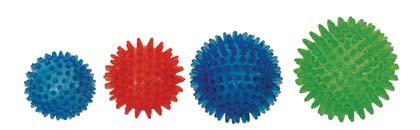 6 Yellow PILATES AND YOGA FitBALL Sensory Balls Used for self-massage Inflates with needle pump.