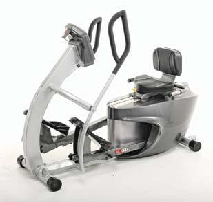 090355 NuStep T4r PhysioStep MDX Gives you an easy and effective low-impact total body cardio workout and combines a stable and stress free recumbent sitting position, with the smooth and natural