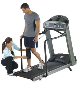 090266 Small; 22 to 32 (Waist Size) 090267 Medium; 32 to 44 (Waist Size) 090268 Large; 44 to 55 (Waist Size) TREADMILLS Landice Clinical Rehabilitation Treadmill Perfect for rehab 0.