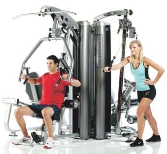 Speed Pulley by Endorphin Lighter weight stack available in 1.25 lb. increments. Bilateral double handles included. Inertia reduction cable system allows for rapid movement in therapy and training.