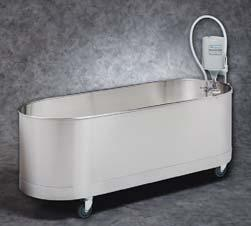 LONG AND LOW FULL BODY WHIRLPOOLS L Series Lo-Boy by Whitehall Dimensions L x W x H 75 Gallon 52 x