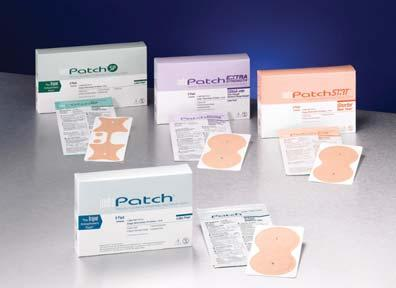 026502 40mA-min - includes 6 saline vials IontoPatch Stat Same IontoPatch 80 benefits in shorter 4-hour wear time.