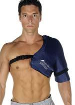 Wraps HOT AND COLD THERAPY Elastogel Hot/Cold Packs Tough, flexible gel