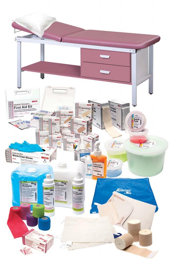 Quality Products for Healthcare Professionals The Pro Advantage by NDC brand offers healthcare professionals quality choices at a value price.
