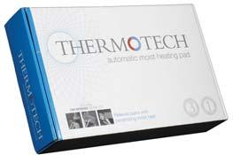 Clinical Supplies HEAT THERAPY (CON T) Thermotech Digital Moist Heating Pads Digital Controls Automatic