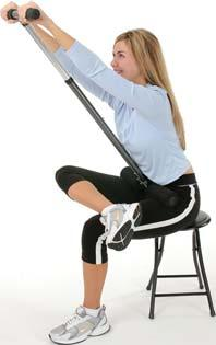 042406 Thera-Band Stretch Strap Corestretch An effective stretching device for your back, shoulders, hips, hamstrings and shins.