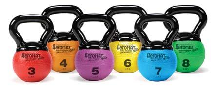 Aeromat Elite Mini Kettlebell Medicine Ball Pliable material structure offers user friendly alternative to traditional cast iron kettlebells.