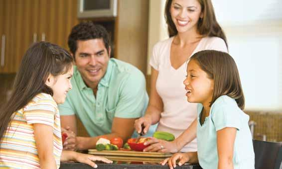 Your child learns healthy eating from you. Your elementary- school child needs you to guide them and to model healthy habits. You can set a good example.