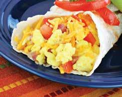 Easy breakfast ideas for home or on the go.