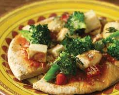 Baked Chicken and Broccoli Rainbow Pizza What will I do differently?