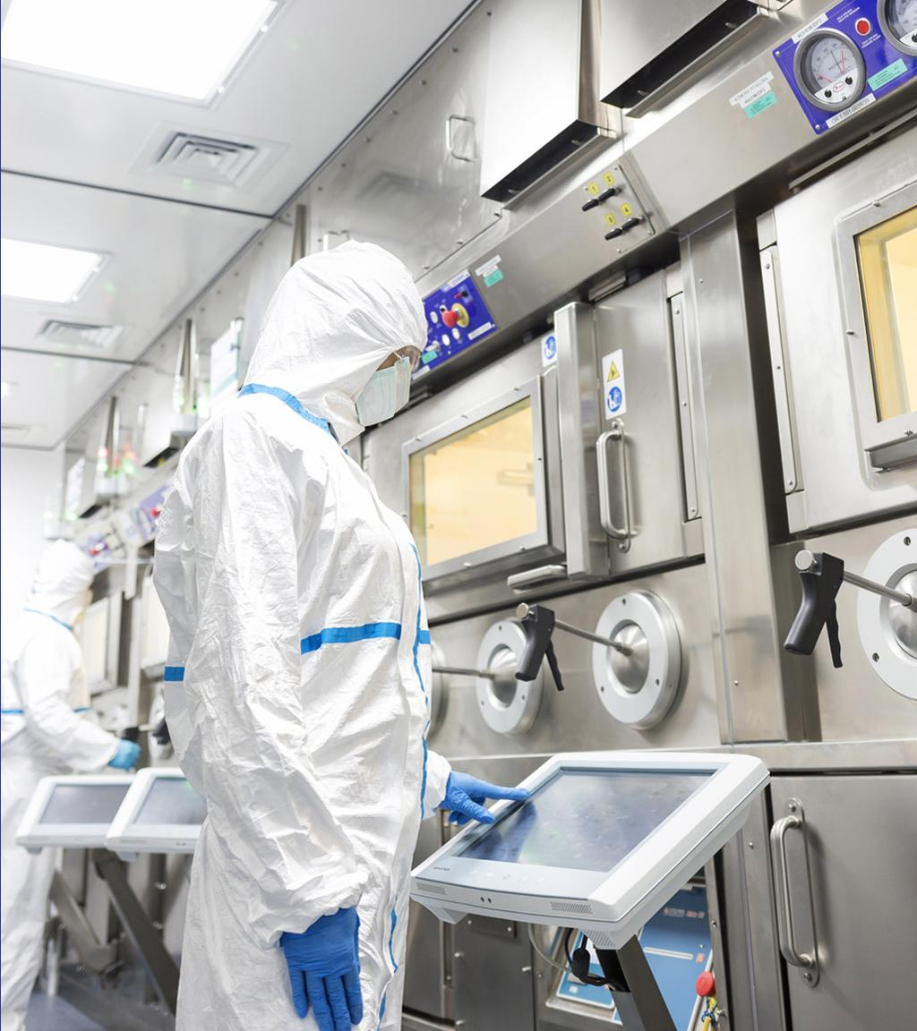 POLATOM carries out scientific research and development programs oriented at the application of radioisotopes in nuclear medicine, industry and science.