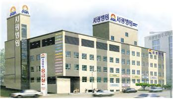 SAM Medical Center SAM Medical Center http://www.samhospital.com Address : 591, Gunpo-ro, Gunpo-si, Gyeonggi-do Telephone : +82-31-389-3865 E-mail : samhospital1@gmail.
