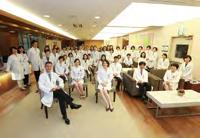 ac Main Medical Departments : Family, Internal, Dentistry, etc.