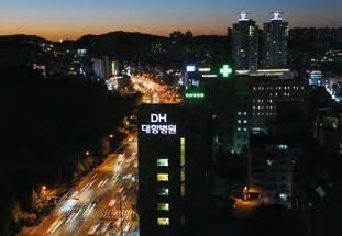 Daehang Hospital Daehang Hospital http://www.daehang.com Dongnam Institute of Radiological and Medical Sciences Address : 2151, Nambusunhwan-ro, Seocho-gu, Seoul http://www.dirams.re.kr Telephone : +82-2-6388-8740 E-mail : dh.