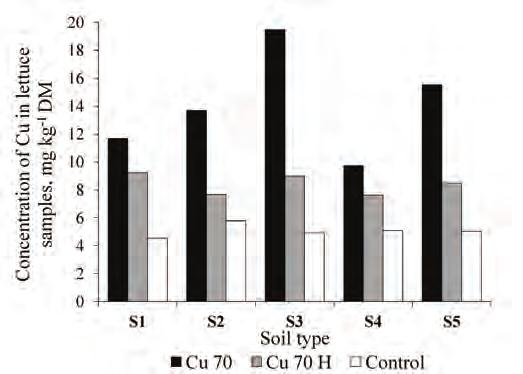 METAL UPTAKE FROM CONTAMINATED SOILS BY SOME PLANT SPECIES - RADISH, LETTUCE, DILL Mara Stapkevica, Zane Vincevica-Gaile, Maris Klavins processes such as chelation, absorption and desorption,