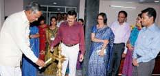 and Mr Babu Rao Primary Care Sixteen primary care Vision Centres (VC) were inaugurated during the year in the districts of Visakhapatnam, Vizianagaram, East Godavari, West Godavari,