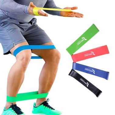 EXERCISE BANDS QUIZ Name: 1. Resistance bands or tubes are named because they provide a resistance when you pull on them, which can tone and strengthen your muscles. TRUE / FALSE 2.