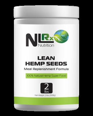 16 LEAN HEMP SEEDS VEGAN SUPERFOOD Hemp is a rich vegan source of nutrients. Due to its dense nutrition, it is also preferred by many world class athletes.