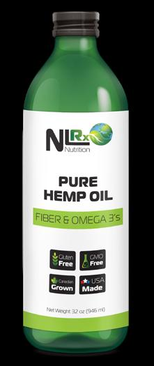 17 PURE HEMP OIL RICH IN FIBER AND OMEGA 3 S Hemp oil contains the ideal ratio of omega-3 to omega-6 fats, making it one of the most balanced oils in terms of health benefits.