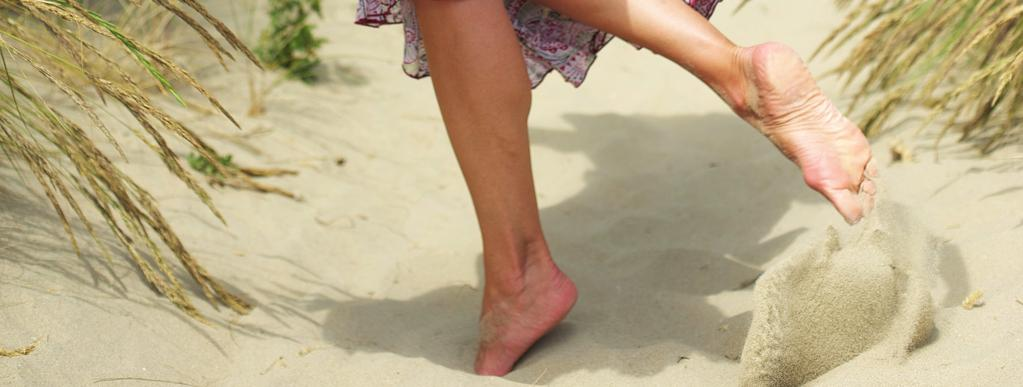 Chronic venous insufficiency can lead to skin discoloration, eczema, and ulceration.