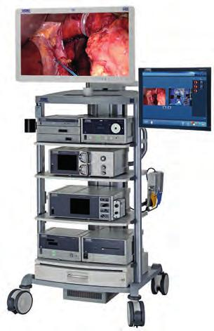 120 Endoscopic Orbital and Transorbital Approaches Data Management and Documentation KARL STORZ AIDA Exceptional documentation The name AIDA stands for the comprehensive implementation of all