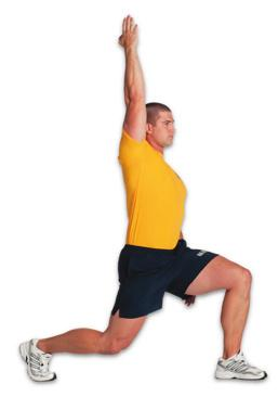 active and dynamic stretches to help prepare you to move.