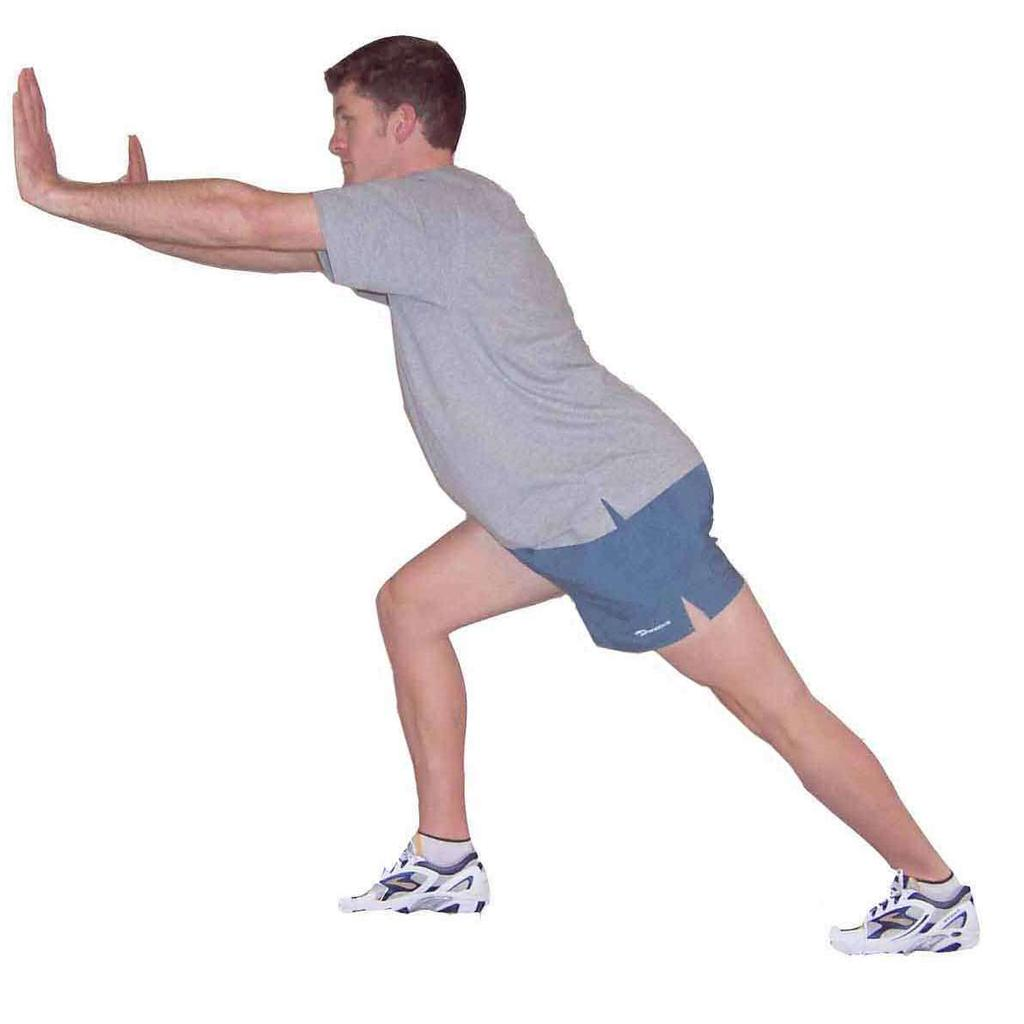 the knee straight Hold for 20-40 seconds. Repeat 1-3 times.