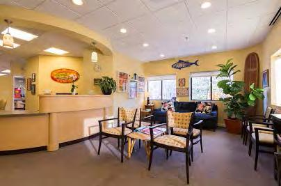 at ease. At Bedford Orthodontics, we strive to have an office that is warm and welcoming.