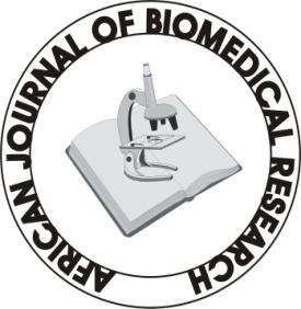 African Journal of Biomedical Research, Vol.
