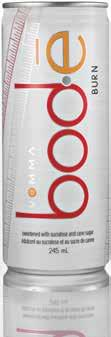 PRODUCT FACT SHEET PRODUCT OVERVIEW: To help replenish key nutrients and kick-start your body upon waking and throughout the day, Vemma Bod ē Burn is part of the Bode Transformation Plan, which is