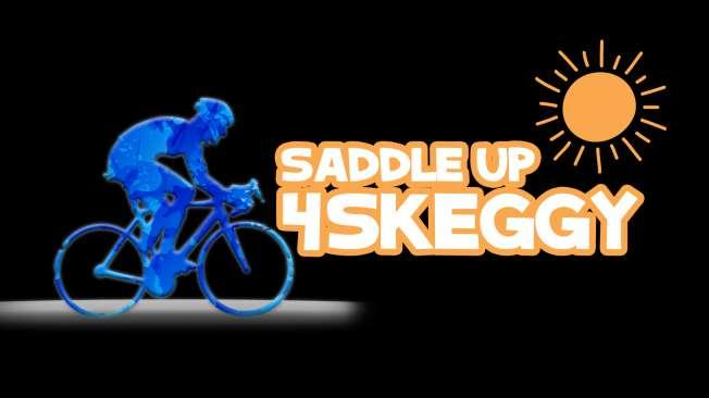 Saddle Up 4 Skeggy Challenge Welcome Pack