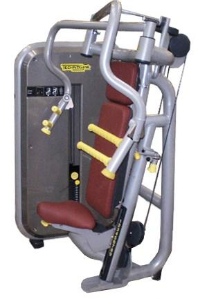 Inclusive Line Element Plus IFI Chest Press New universal instructions charts Swing away seat to ensure wheel chair users can position