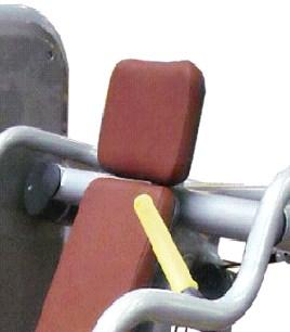especially beneficial to people with upper limb injuries or amputees Swing away seat to ensure