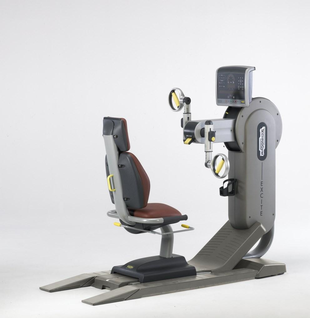 Inclusive Line Excite IFI TOP 700i Ergometer Fully removable seat and extended ramp to