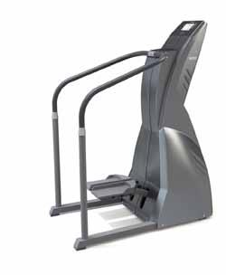 PRODUCTS CARDIO Machines STAIRS VARIO ERGOMETER Properties Electronically controlled